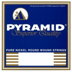 PYRAMID 401402 NICKEL-PLATED .009-.046