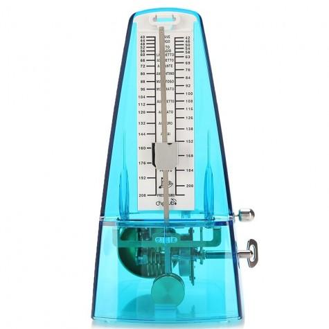 CHERUB WSM-330 METRONOM TRANSPARENT BLUE