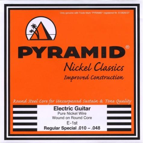 PYRAMID 451455 PURE NICKEL RC .010-.048