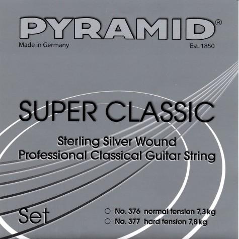 PYRAMID C376200 STERLING SILVER 65 CM