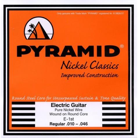 PYRAMID 451100 PURE NICKEL RC .010-.046
