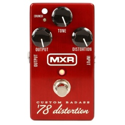 DUNLOP MXR M78 DISTORTION...