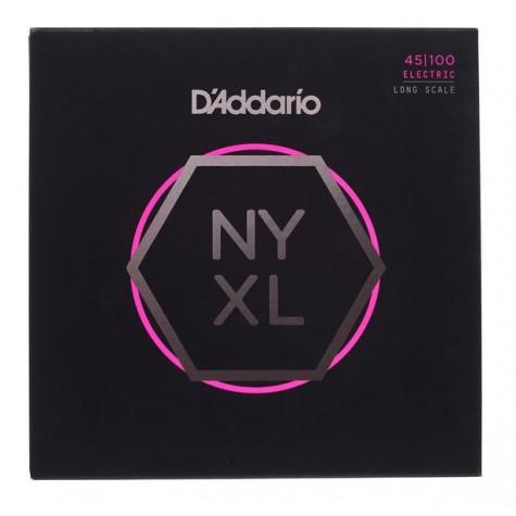 D'ADDARIO NYXL 45-100 STRUNY GITARA BASOWA