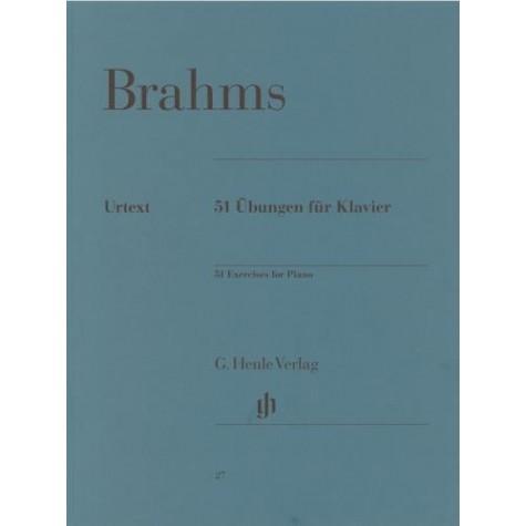 PWM. J. BRAHMS. UTWORY FORTEPIANOWE