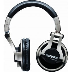 SHURE SRH 750-DJ-E