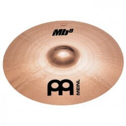 MEINL MB8-16HC-B CRASH 16''...