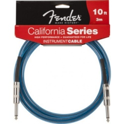 FENDER 10 CA INST CBL LPB