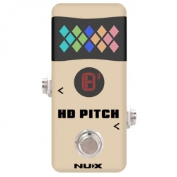 NUX NTU-2 HD PITCH PEDAL TUNER