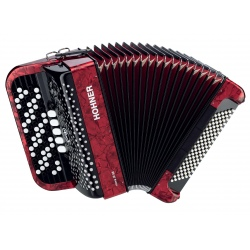 HOHNER NOVA III 96 RED...