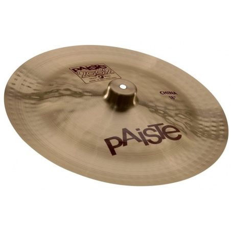PAISTE 2002 CHINA 20 - OUTLET