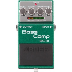 BOSS BC-1X BASS COMPRESOR
