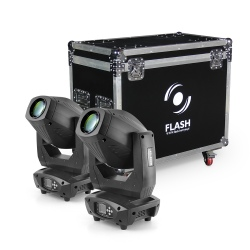 FLASH LED MOVING HEAD 200W...
