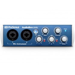 PRESONUS AUDIOBOX 22 VSL