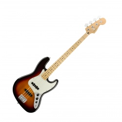 FENDER PLAYER JAZZ BASS MN 3TS