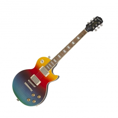 EPIPHONE LES PAUL TRIBUTE PLUS RAINBOW