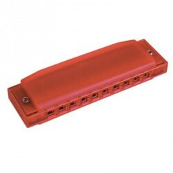 HOHNER HAPPY RED NEUTRAL