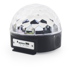 FLASH LED MAGIC BALL MP3...