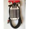 REDS STUDIO (5M) K/K MC 21 50 BXS kabel mikrofonowy 5 m