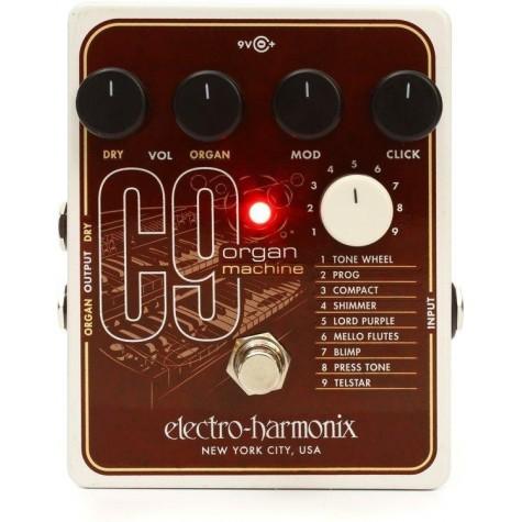 ELECTRO HARMONIX C9 ORGAN MACHINE - OUTLET