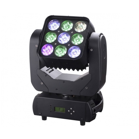 FRACTAL MINI LED MATRIX 9X10W - OUTLET