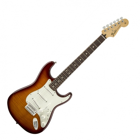 FENDER STANDARD STRATOCASTER PLUS TOP RW TBS - OUTLET
