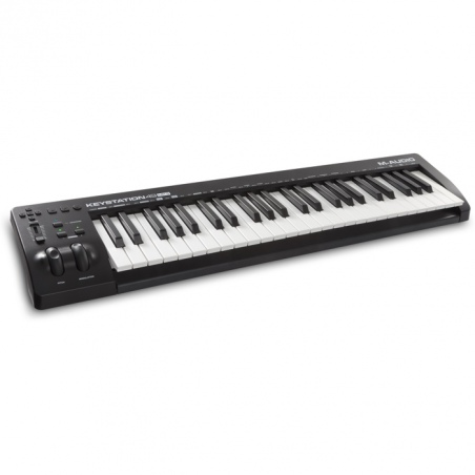 M-AUDIO KEYSTATION 49 III klawiatura sterująca
