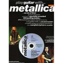 PWM METALLICA PLAY GUITAR...