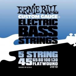 ERNIE BALL 2810 FLATWOUND