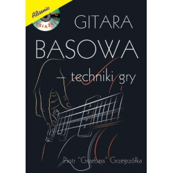 ABSONIC. GITARA BASOWA -...