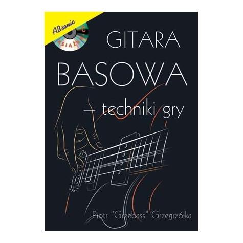 ABSONIC. GITARA BASOWA - TECHNIKI GRY