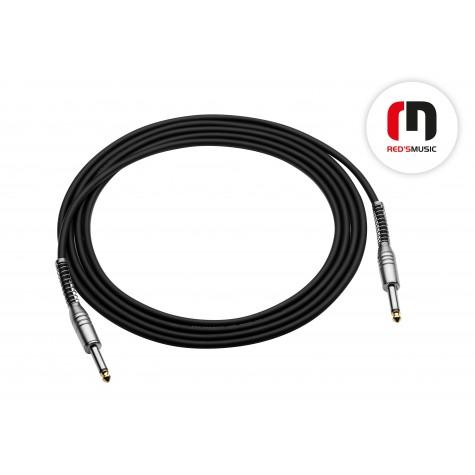 REDS MUSIC GC 01 30 C kabel instrumentalny 3 m
