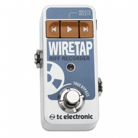 TC ELECTRONIC WIRETAP RIFF RECORDER - OUTLET