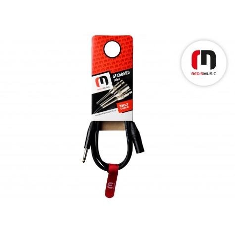 REDS MUSIC MC 13 30 BX kabel mikrofonowy 3 m