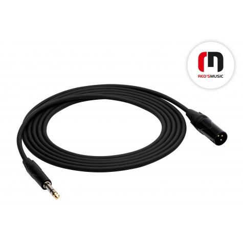 REDS MUSIC MC 15 50 BX kabel mikrofonowy 5 m