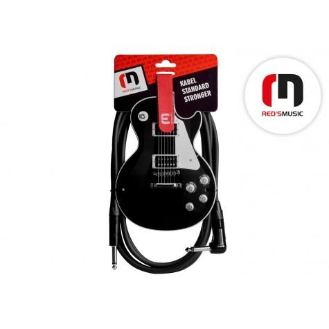 REDS MUSIC STRONGER GCSN 12 30 kabel instrumentalny (Neutrik) 3 m