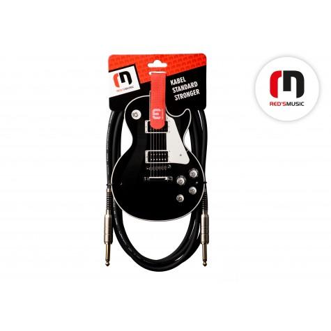 REDS MUSIC STRONGER GCS 11 50 kabel instrumentalny 5 m