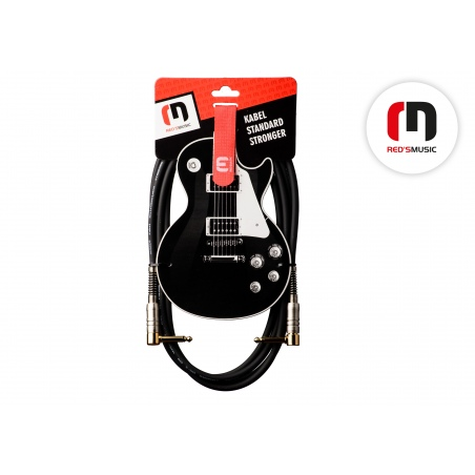 REDS MUSIC STRONGER GCS 13 03 kabel instrumentalny 30 cm