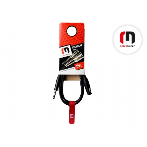 REDS MUSIC MC 12 30 BX kabel mikrofonowy 3 m