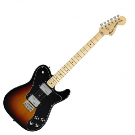 FENDER 72 TELECASTER DELUXE 3TS - OUTLET