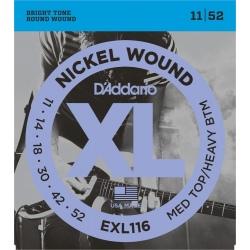 D'ADDARIO EXL 116