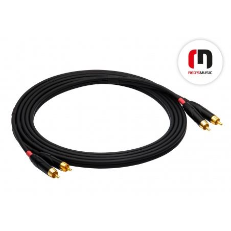 REDS MUSIC AU 15 30 BX kabel audio 3 m