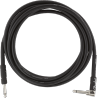 FENDER PROFESSIONAL 10 ANGL INST CABLE BLK