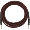 FENDER PROFESSIONAL 15 INST CABLE RED TWD
