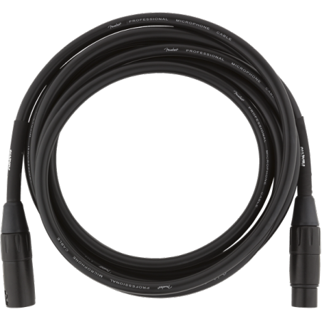 FENDER PROFESSIONAL 10 MICROPHONE CABLE