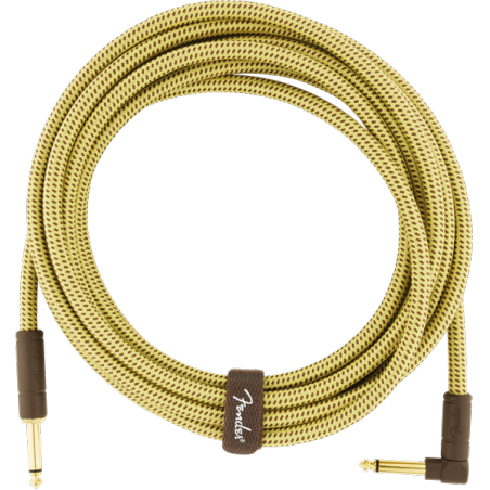 FENDER DELUXE 15 ANGL INST CABLE TWD