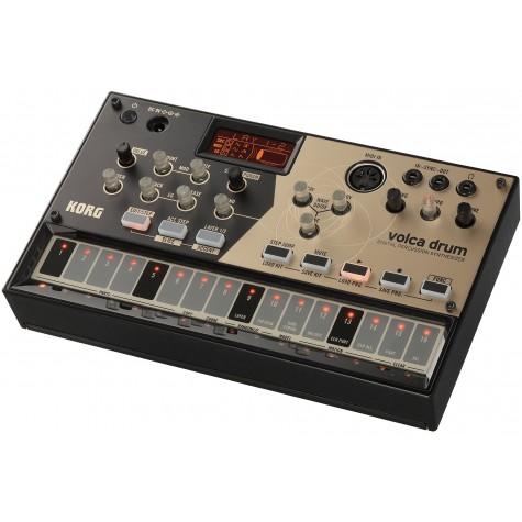 KORG VOLCA DRUM Analogowy Syntezator Perkusyjny