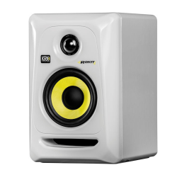 KRK RP4G3 WHITE monitor...