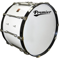 PREMIER 22X14 MARCHING BASS...