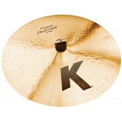 ZILDJIAN K CUSTOM 18'' DARK...