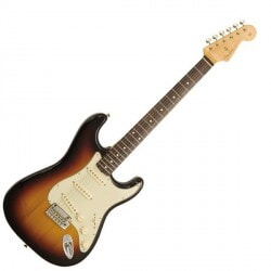 FENDER 60S CLASSIC PLAYER STRAT 3TS